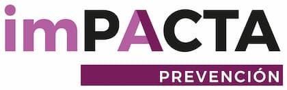 Impacta prevención logotipo