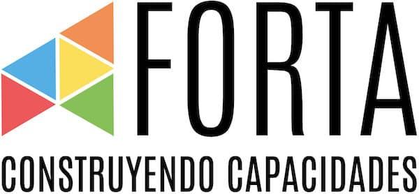 Logotipo de programa FORTA de Corporativa de Fundaciones