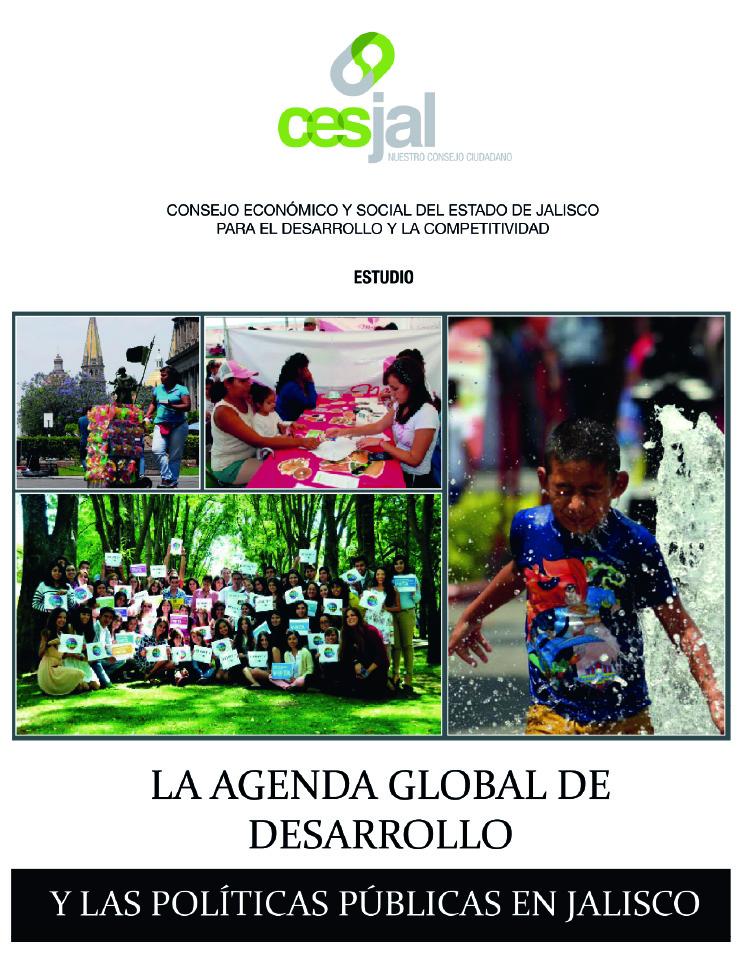 La Agenda Global de Desarrollo y Las Políticas Públicas en Jalisco