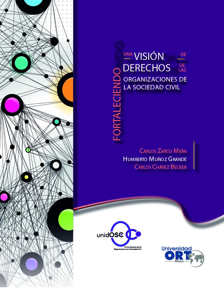 Fortaleciendo una visión de derechos de las organizaciones de la sociedad civil, Segunda edición, 2020.