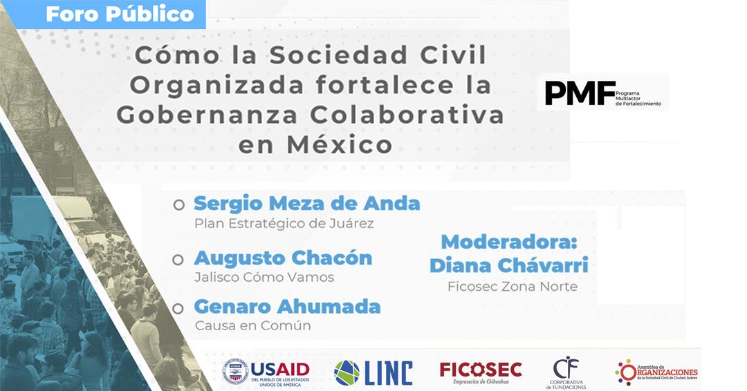 ¿Cómo la Sociedad Civil fortalece la Gobernanza Colaborativa en México?