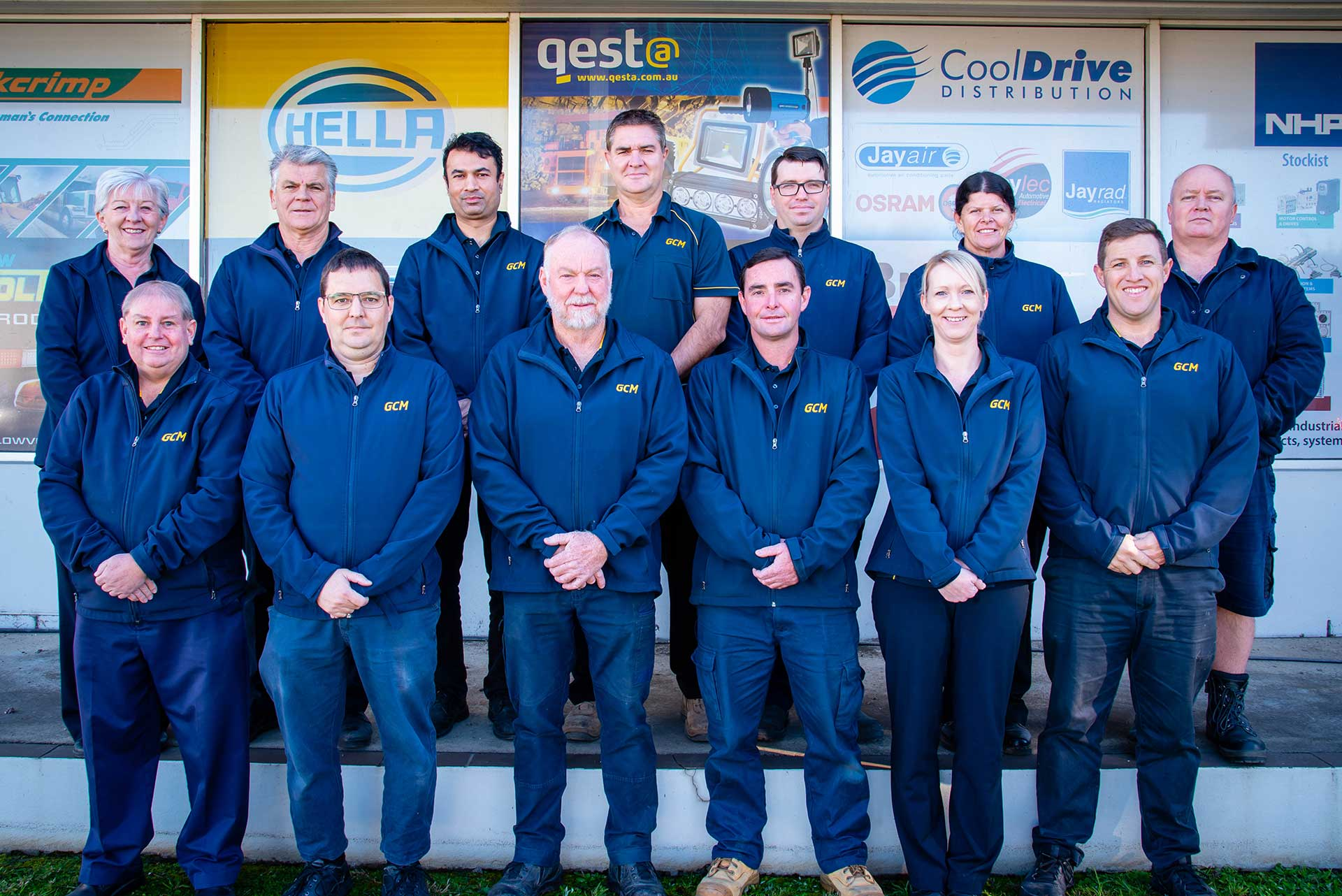 GCM Staff