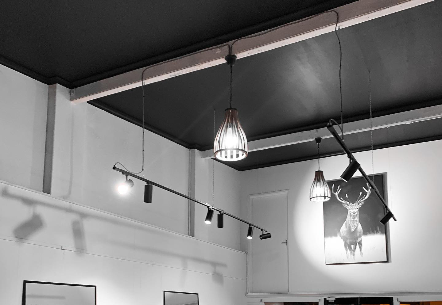 GCM lighting and electrical