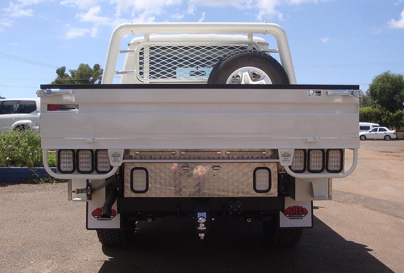 GCM truck