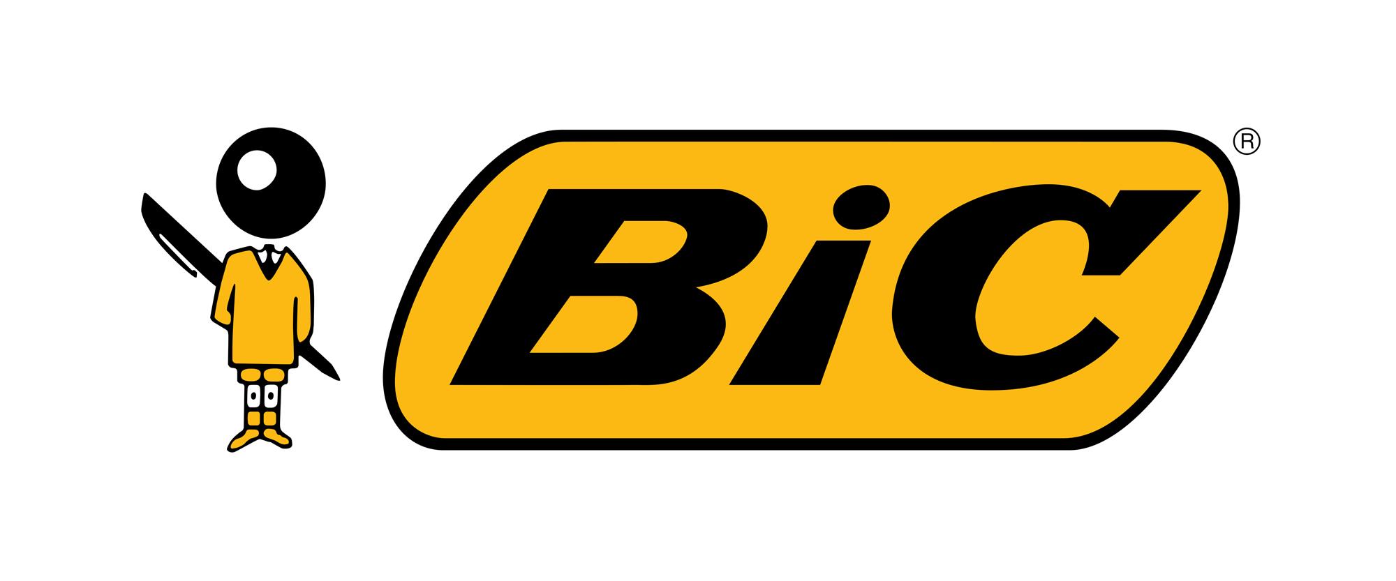 bic is leverancier van pennen, potloden en andere schrijfwaren