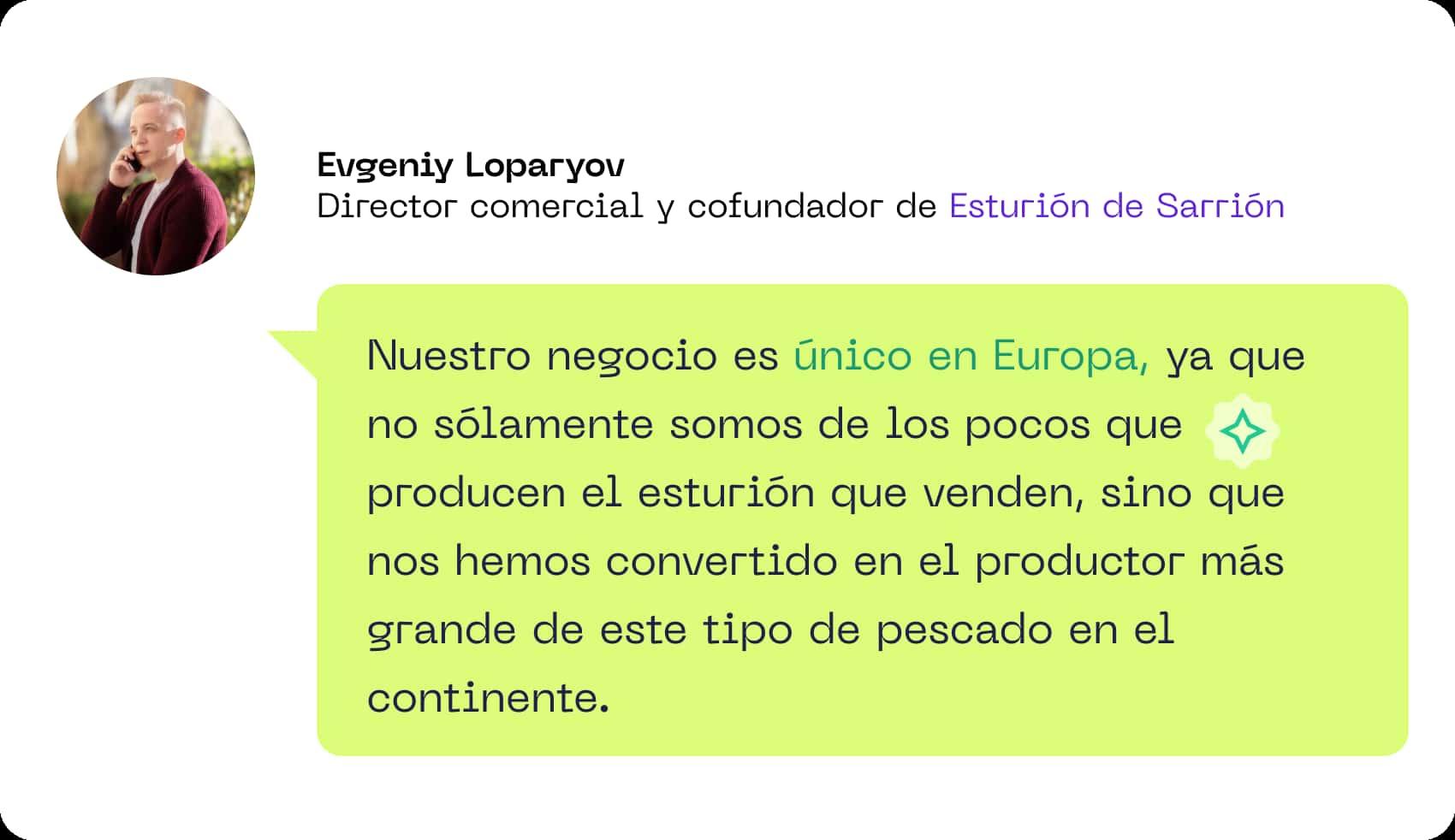negocio unico en europa