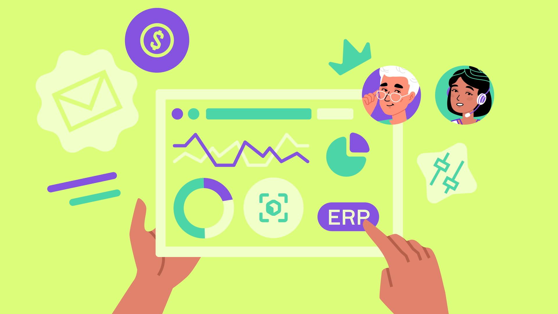 ¿Qué es un ERP y qué beneficios aporta este software a tu negocio?