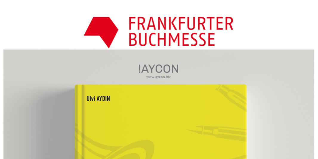 Der goldene Arschtritt auf der Buchmesse Frankfurt 2019