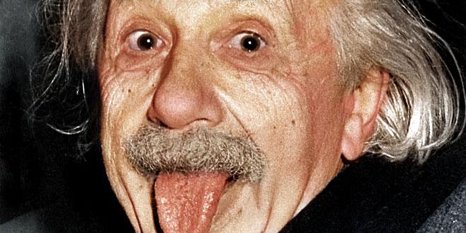 Albert Einstein - hat schon alles gesagt