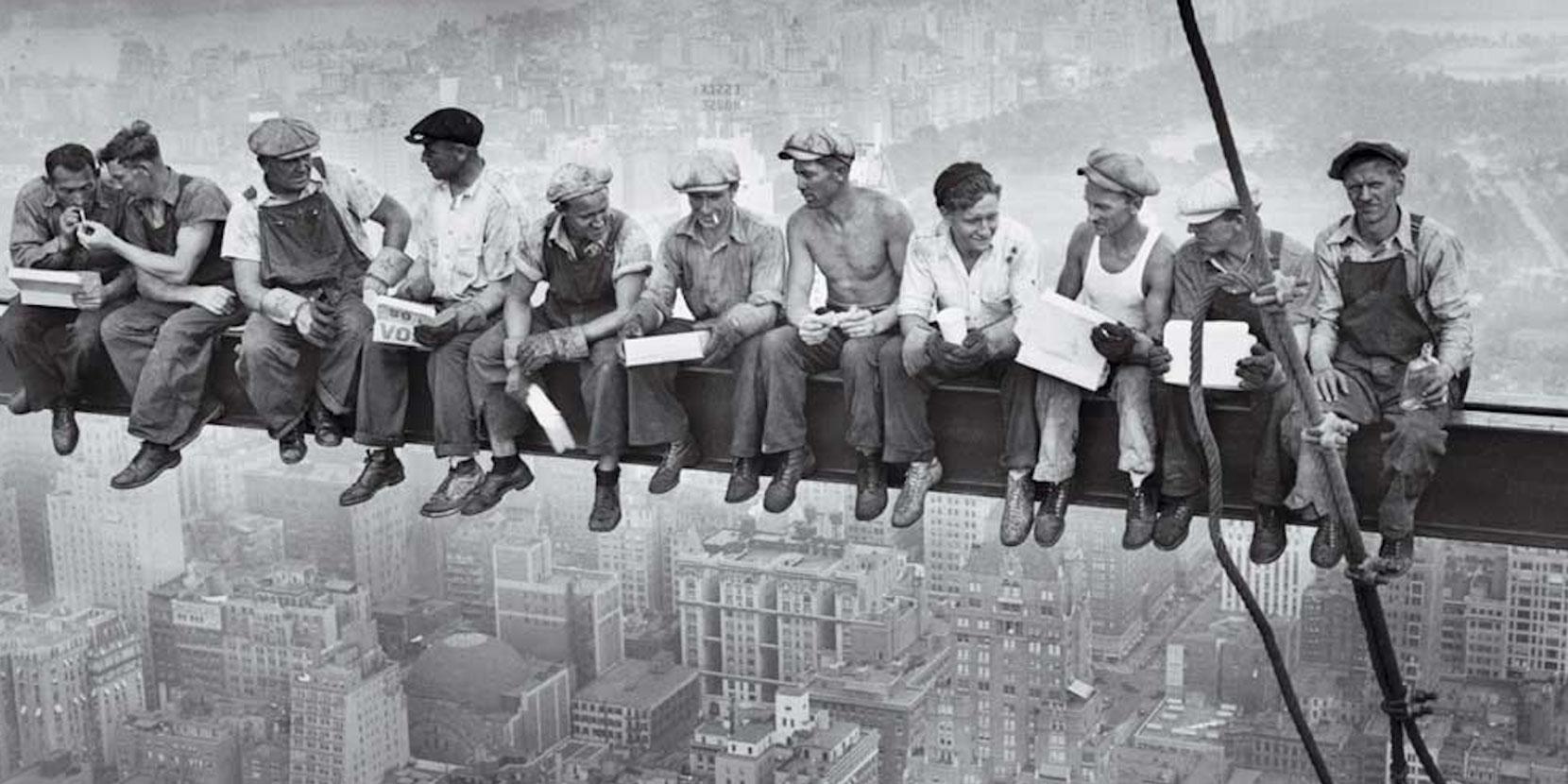 Erfolgreiche CEOs: Packen an! Sprechen mit allen Mitarbeitern!