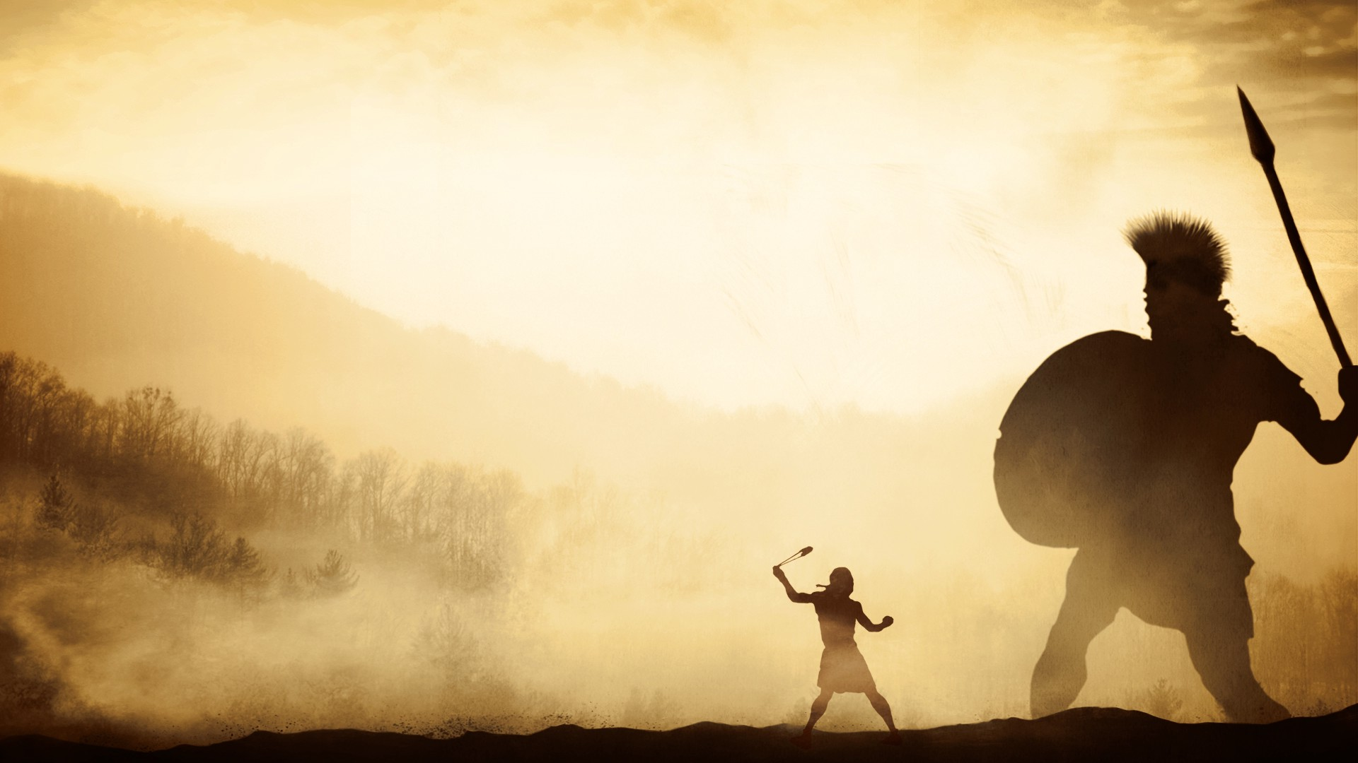 12 - David and Goliath: a battle we can win?