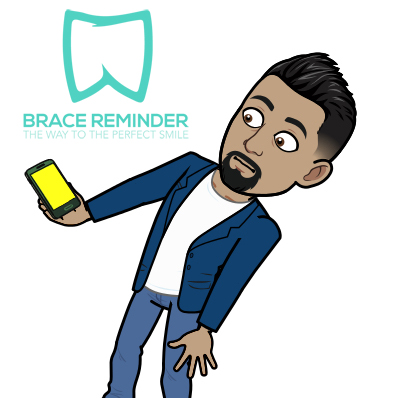 18 - Brace Reminder: a patient call-to-action free App