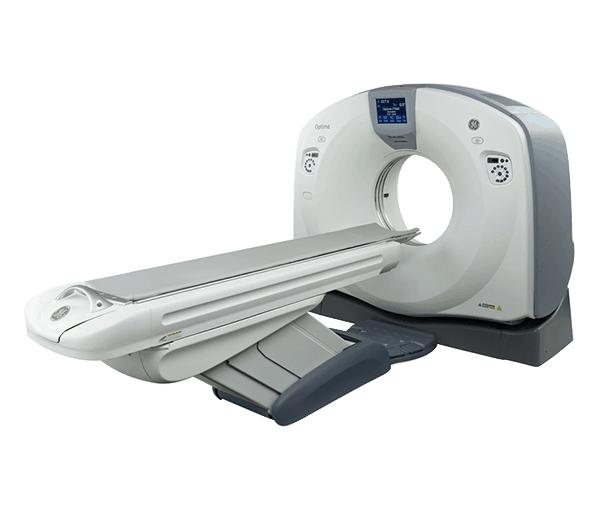 GE Optima CT540 16-Slice CT