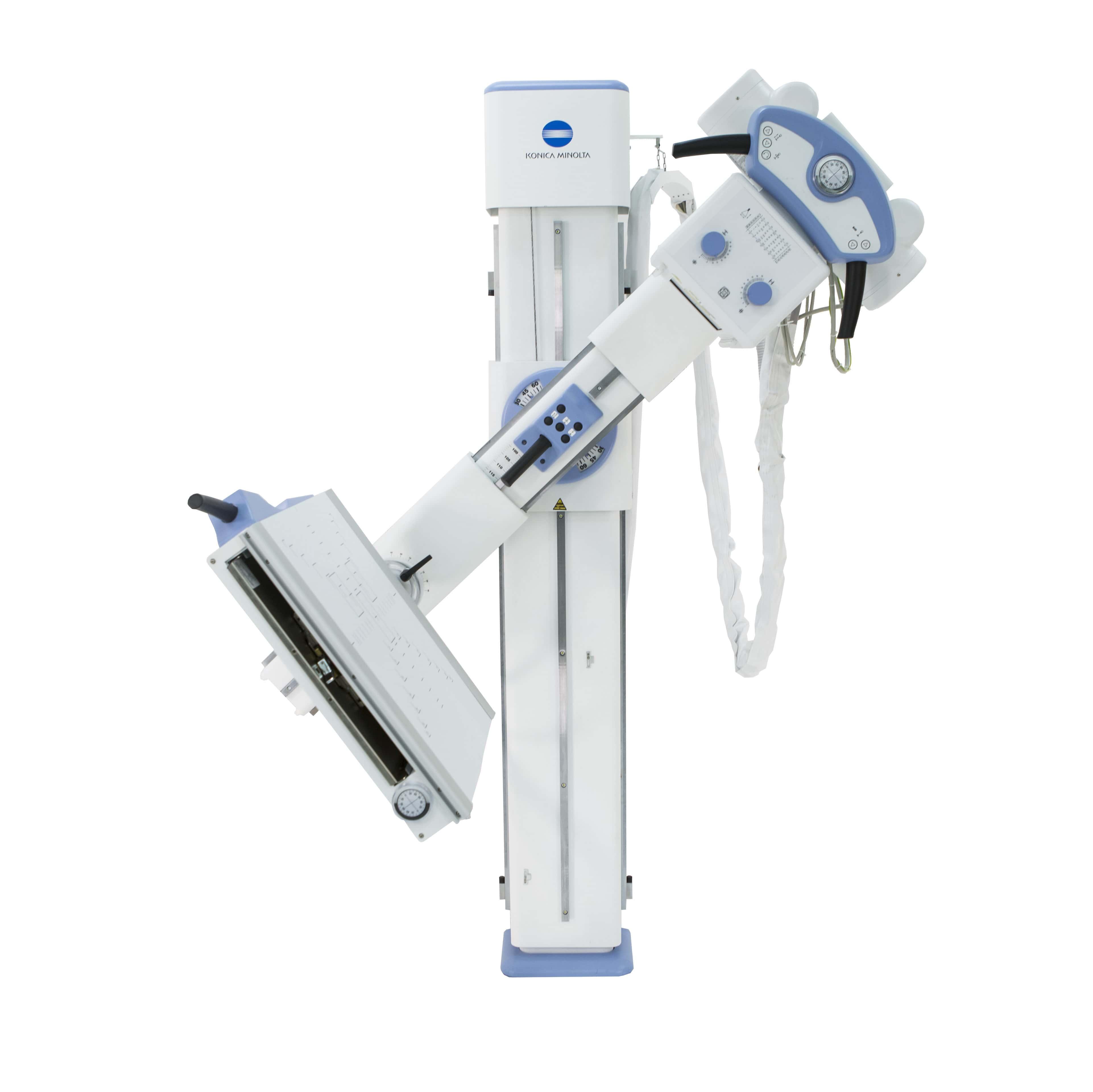 Konica Minolta Straight-Arm DR Room