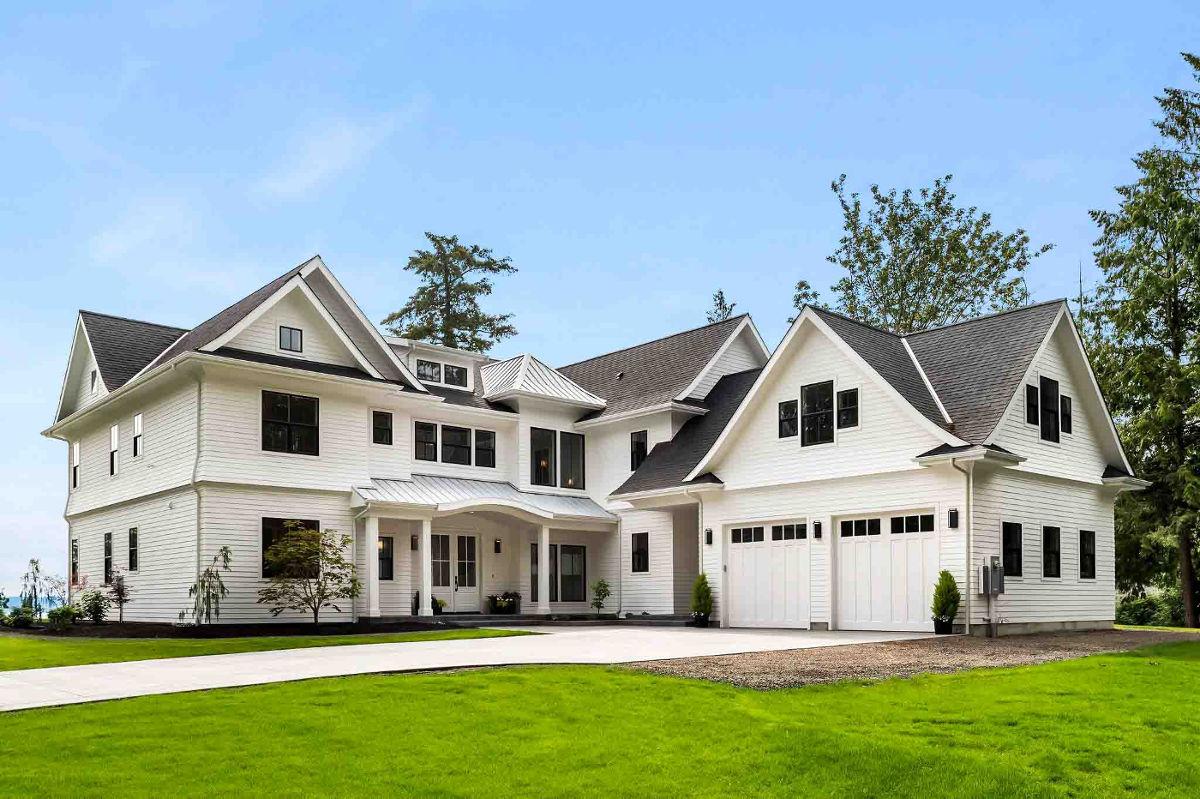 Fresh Contemporary New Home