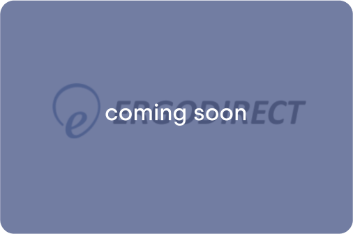 Ergonomic solutions. Coming soon.