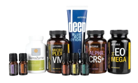 Healthy Start Essential Oils Kit