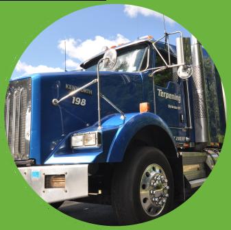 Terpening Trucking truck