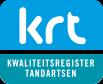Logo Kwaliteitsregister Tandartsen (KRT)