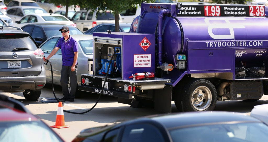 Keeping fuel delivery fleets safe on the roads