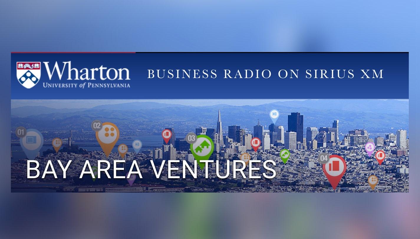Wharton Business School interview ft. our CEO Jonathan Matus