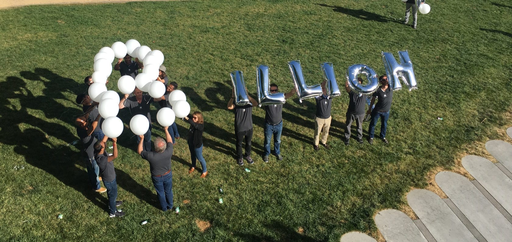 The story of 15B miles, a dozen balloons, & tree climbing