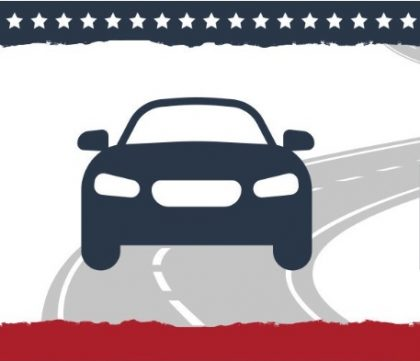 How did Trump's Election Surprise Impact Distracted Driving?