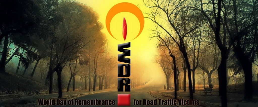 Support World Day of Remembrance for Road Traffic Victims