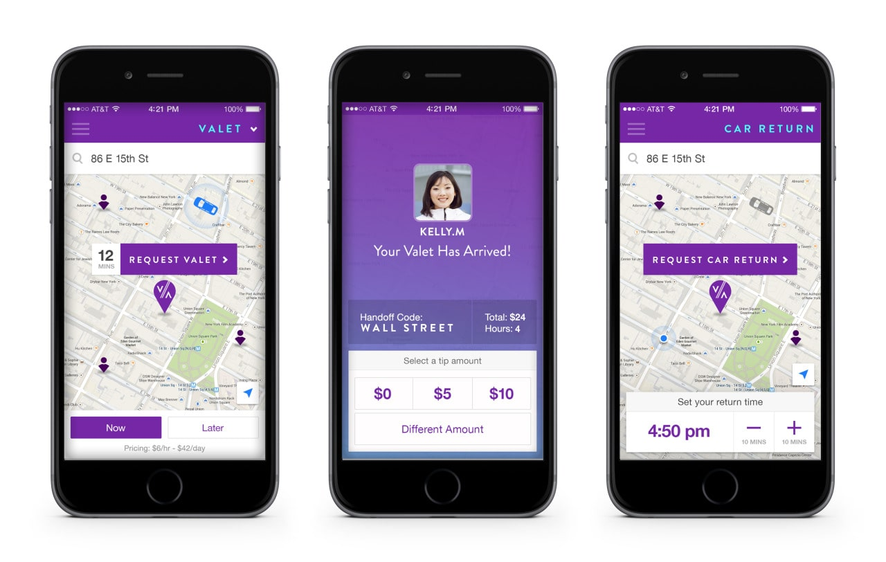 Moving Drivers Toward Excellent and Collisions Toward Zero: Valet Anywhere + Zendrive