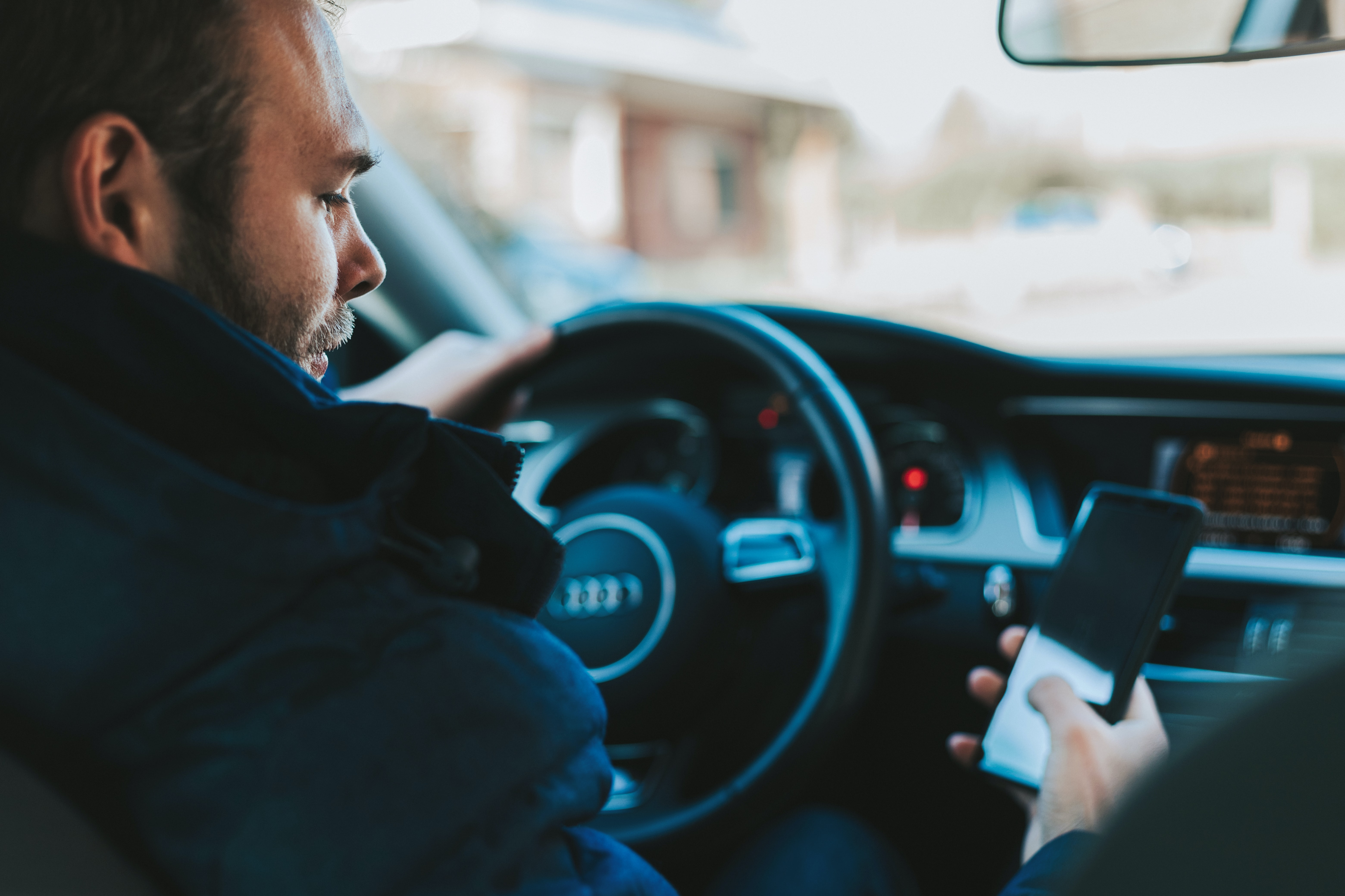 Impact of phone distraction on U.S. drivers