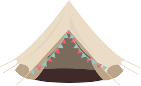 Under The Little Top Tent