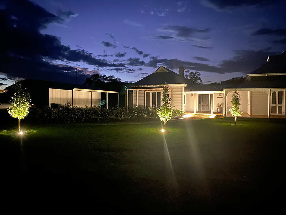 LED Garden Feature Lighting