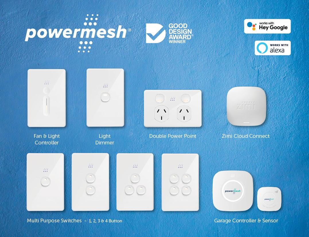 Powermesh Connectivity