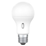 LED 12W Dimmable Globe with Colour selector switch
