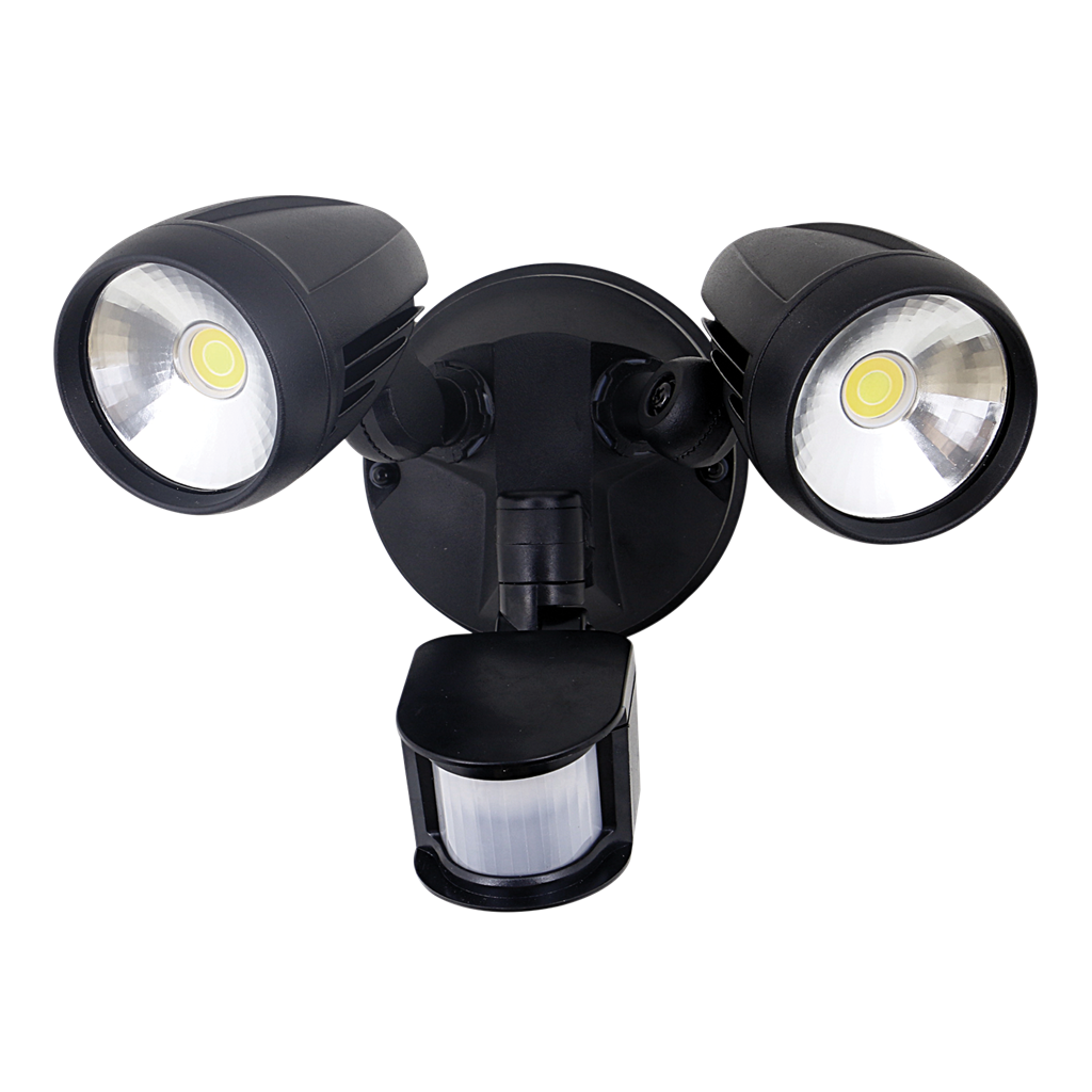 MURO-30 Twin Spotlight with Sensor