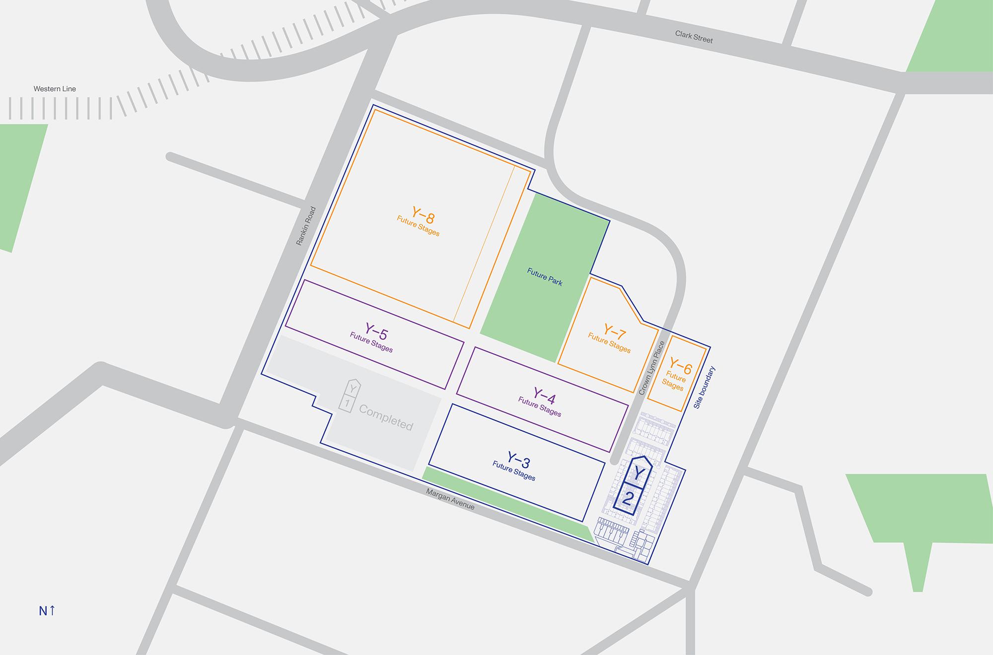 Crown Lynn Yards Masterplan