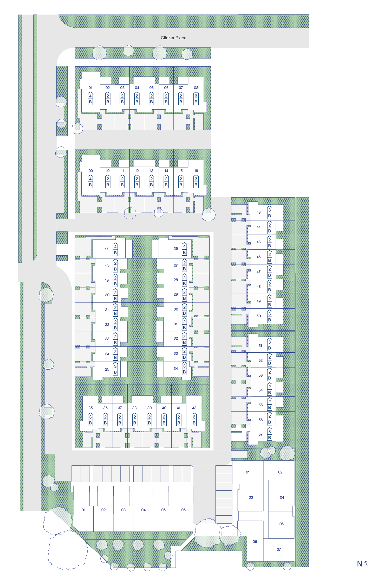 Crown Lynn Yards Siteplan
