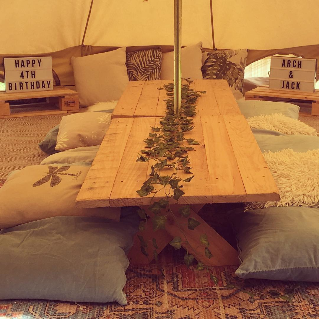 Adult Picnic Style Day Hire