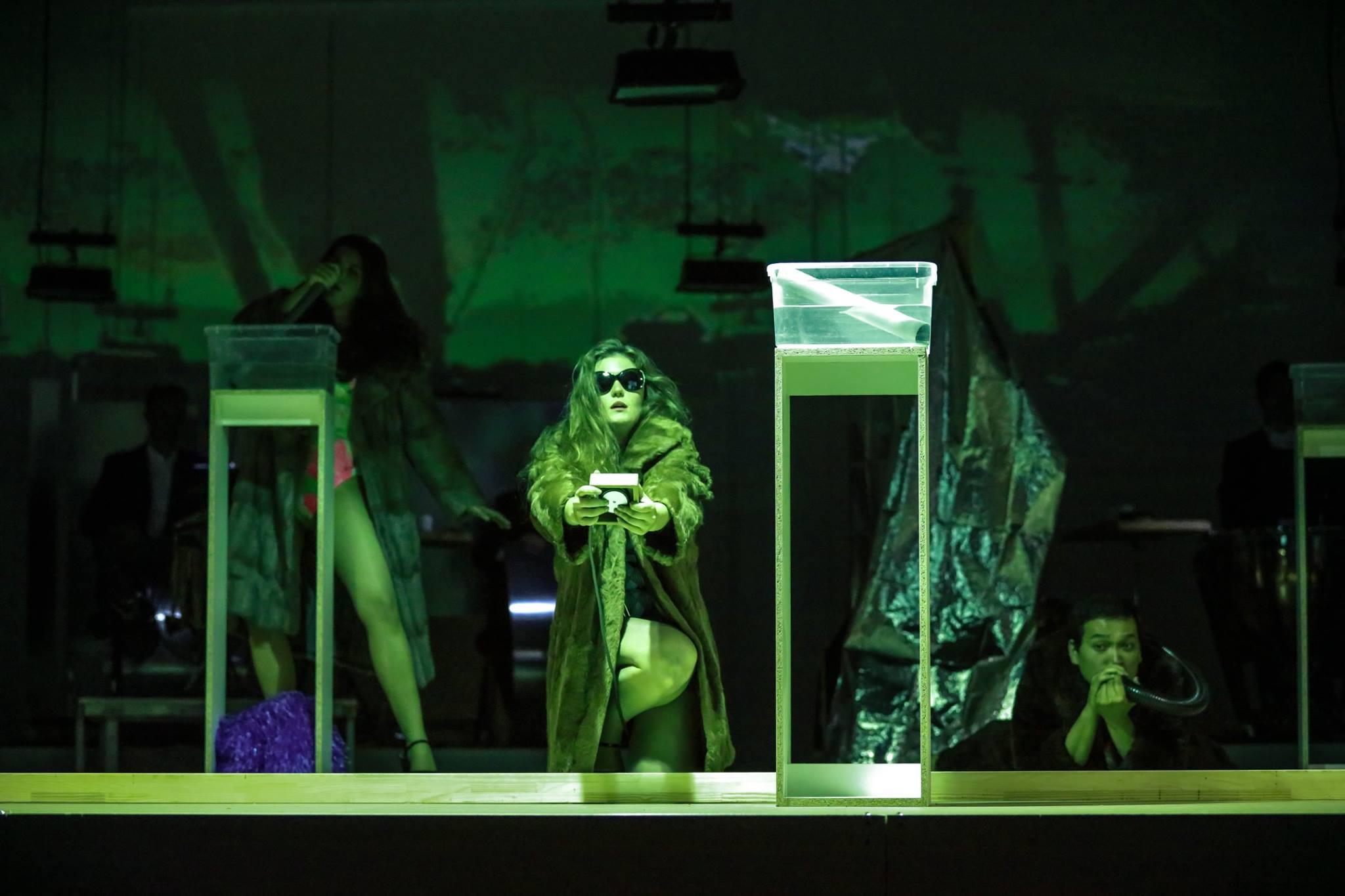 Musiktheater Wettbewerb Darmstadt