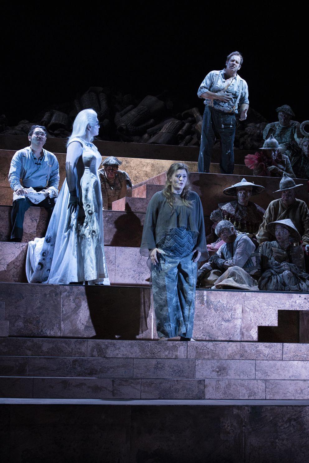Liù - Turandot Staatstheater Darmstadt