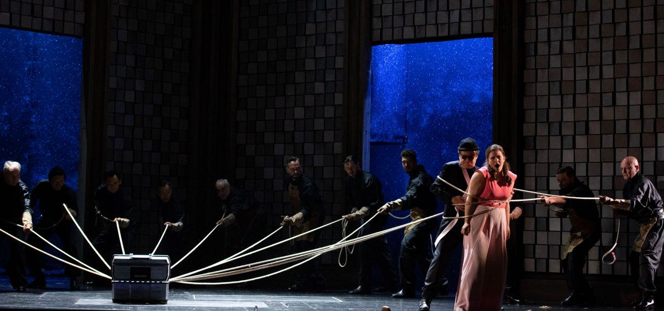 Pamina - Die Zauberflöte Landestheater Salzburg