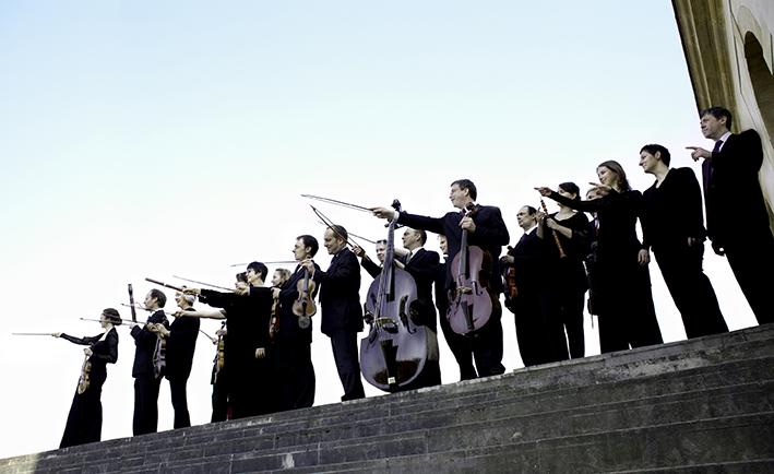 Le Concert Lorrain/Benjamin Diesbach