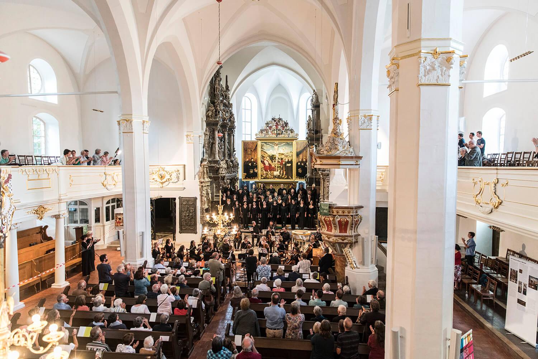 Konzert Helmut Rilling