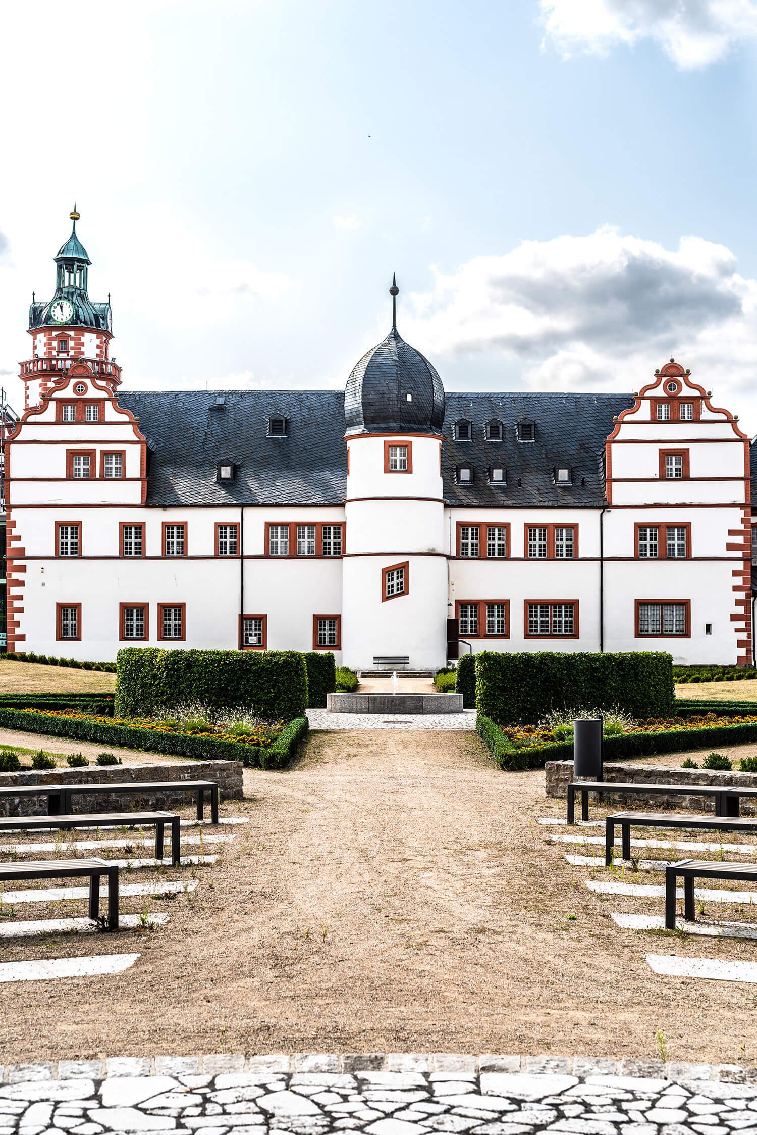 Schloss Ehrenstein/Clemens Bauerfeind