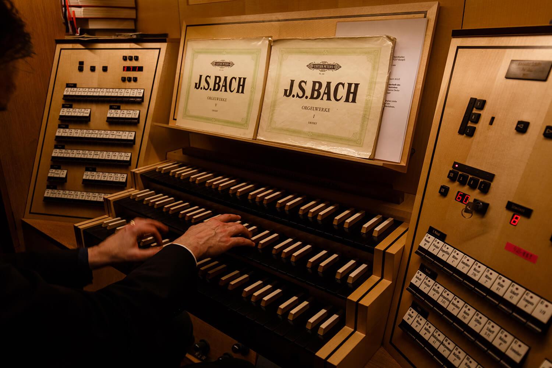 Orgel Noten