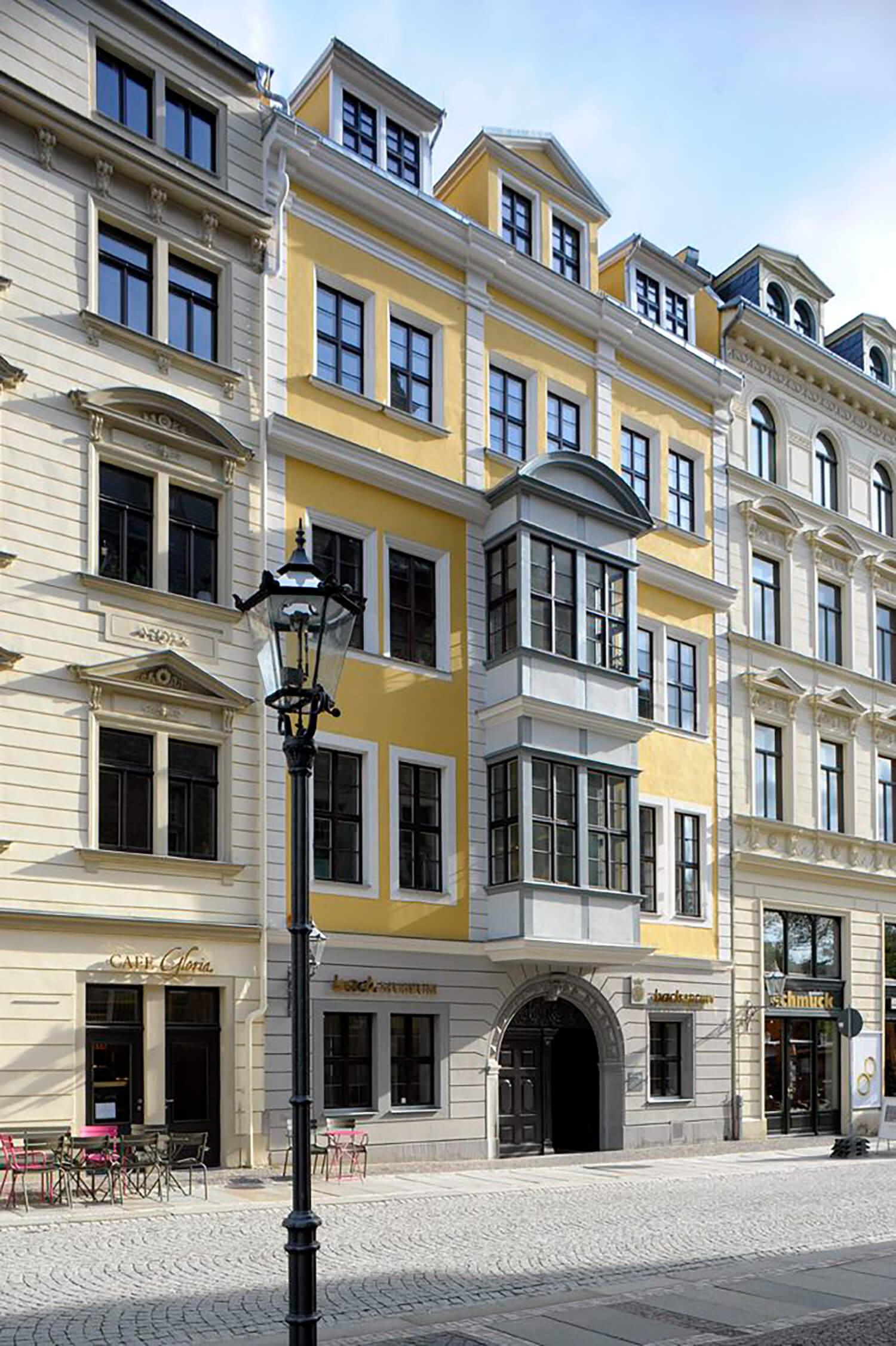 Bach-Museum Bosehaus / Foto Jens Volz