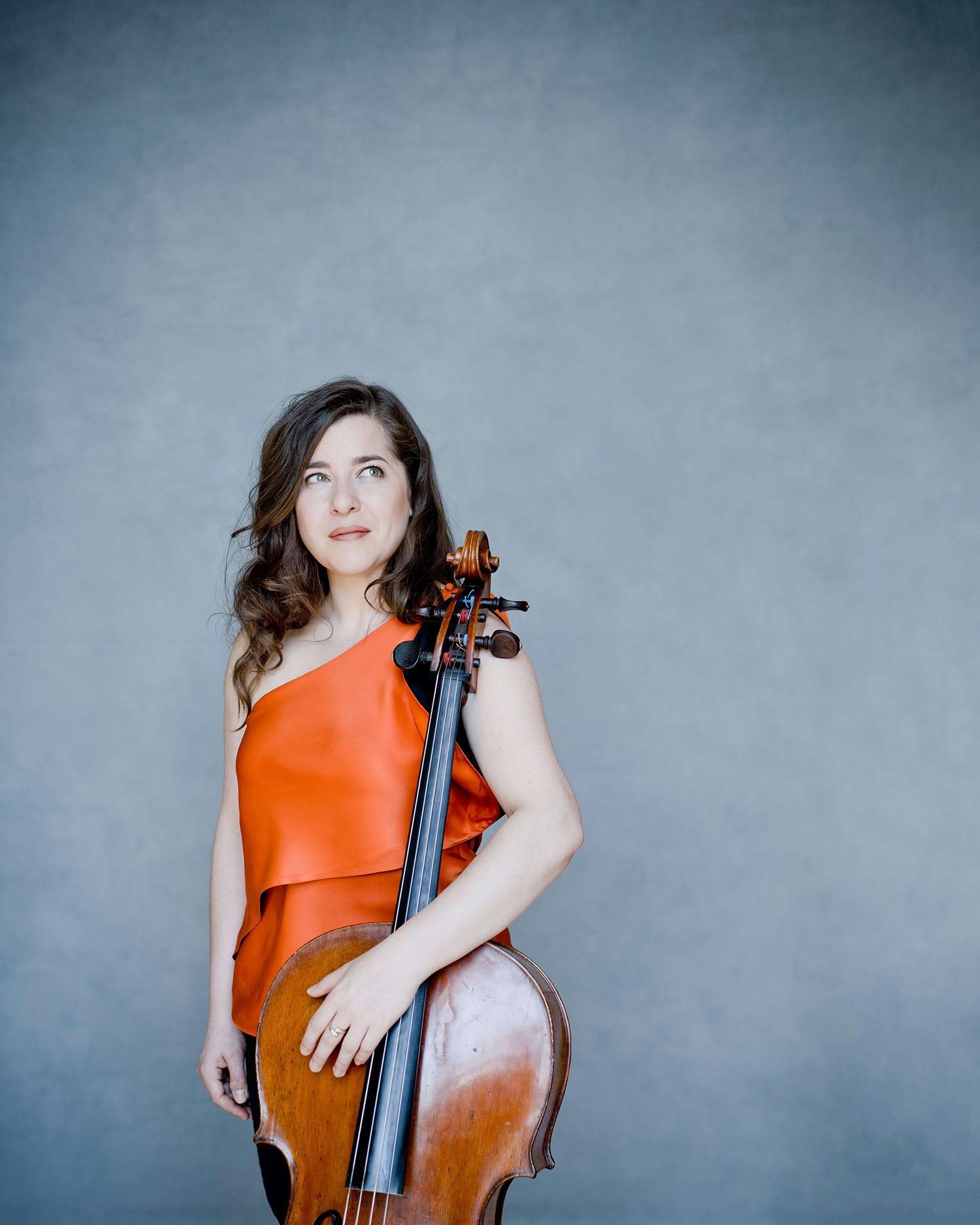 Alisa Weilerstein/Marco Borggreve