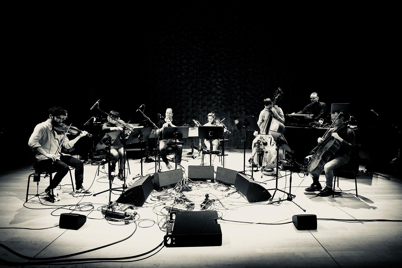 Marc Romboy & TKVR! Ensemble / Ragnar Schmuck