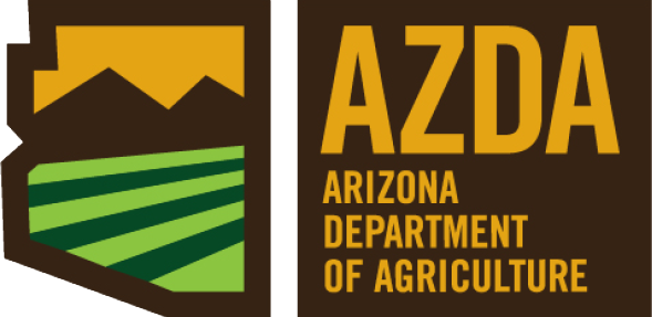 A certification from Arizona Department of Agriculture.