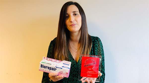 Biorepair Peribioma Protezione Gengive - Eletto Prodotto dell'Anno 2021 - Dentifrici